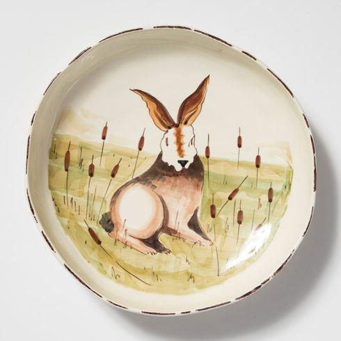 $158.00 Hare Shallow Serving Bowl