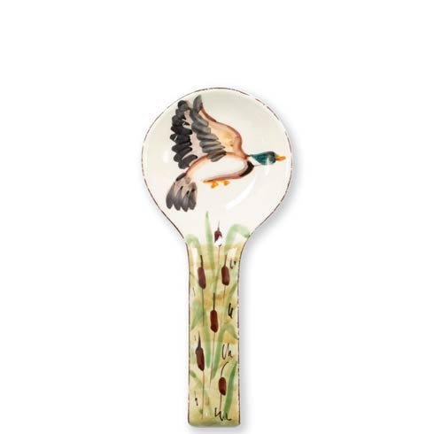 $48.00 Mallard Spoon Rest