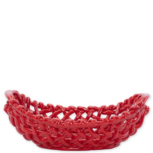 $348.00 Red Large Basket