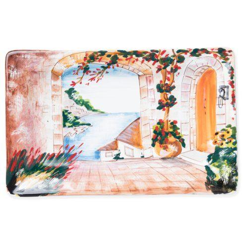 $210.00 Inside Looking Out Rectangular Wall Plate
