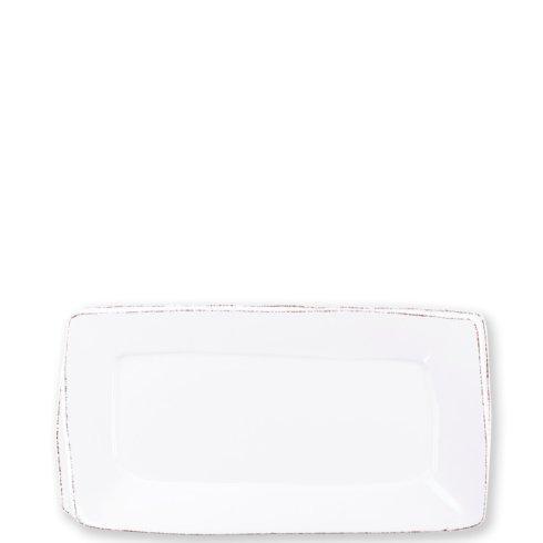 $130.00 Lastra Rectangular platter