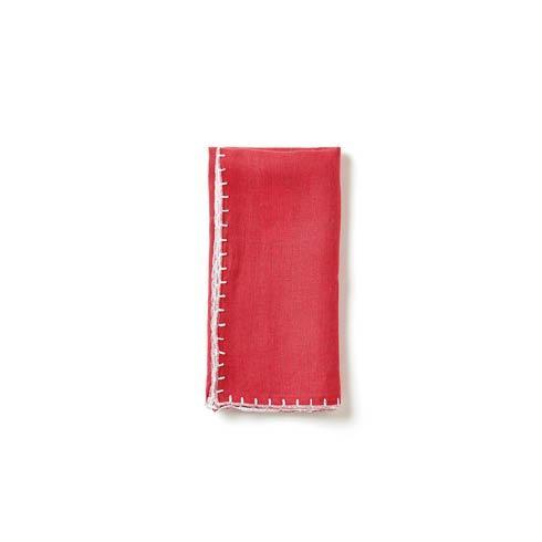 $22.00 Cranberry Napkin