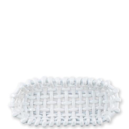 $98.00 White Bread Basket