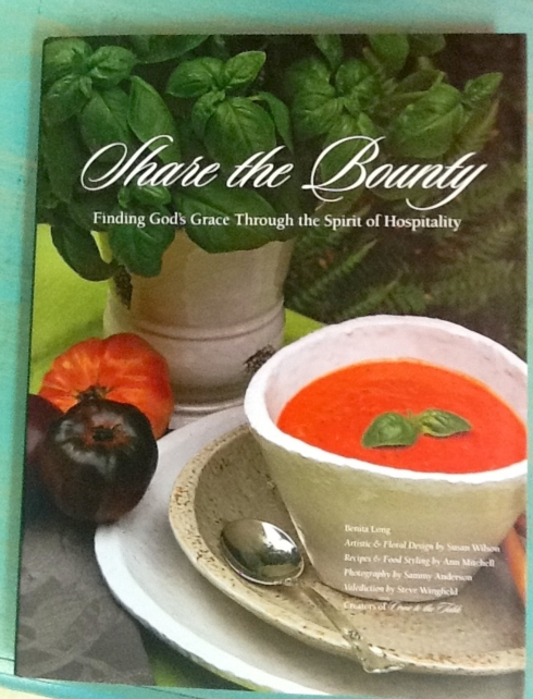 $29.99 Share the Bounty Cookbook