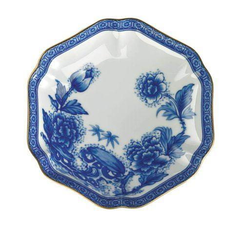 $55.00 Mottahedeh ~ Imperial Blue Ring Tray
