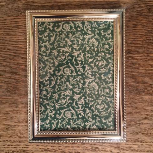 $40.00 4 x 6 Beaded Frame