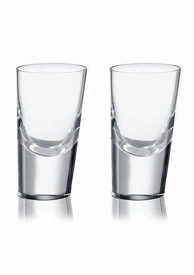 $75.00 Shot Glass, Pair