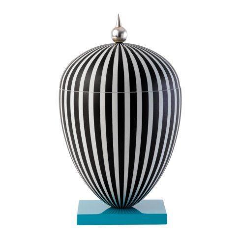 $10,000.00 Covered Vase on Blue Rectangle 11.4 (LTD 15)