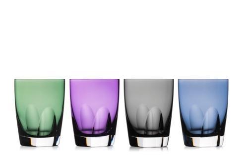 $350.00 Tumbler Set/4 Mixed Colors