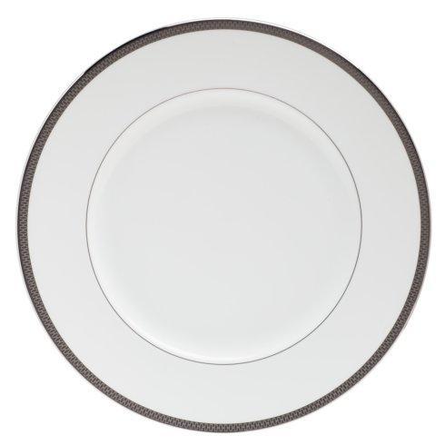 "$41.00 Dinner Plate 10.75"" Grey"