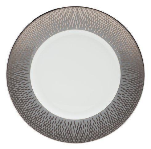 "$31.00 Salad Plate 8"" Grey"