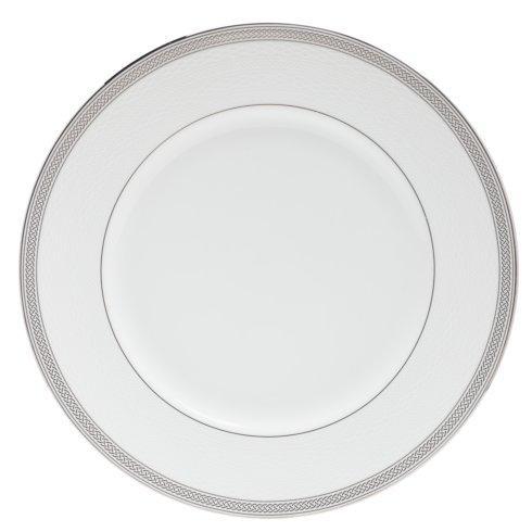"$41.00 Dinner Plate 10.75"" Platinum"
