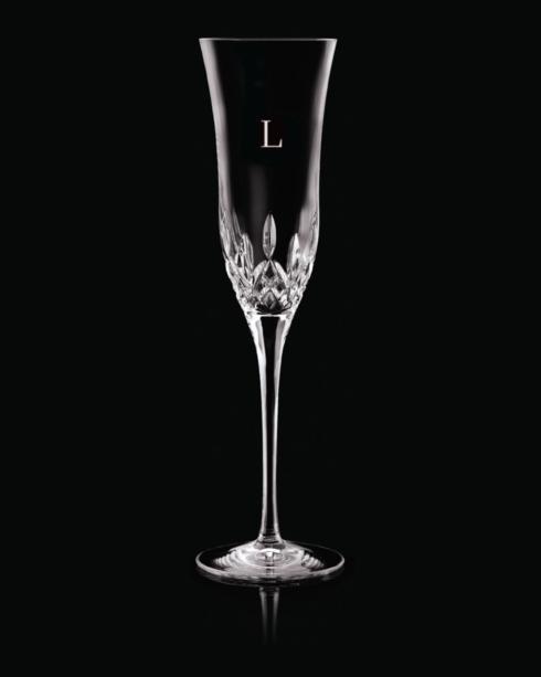 "$170.00 Lismore Essence Flute Pair "" L"" Block"