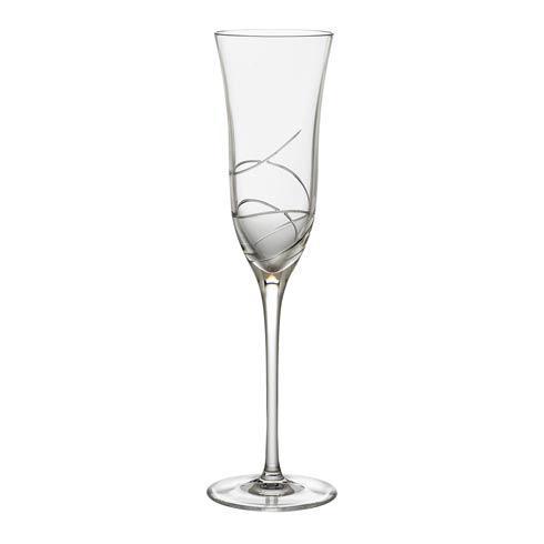 $80.00 Ballet Ribbon Essence Champagne Flute