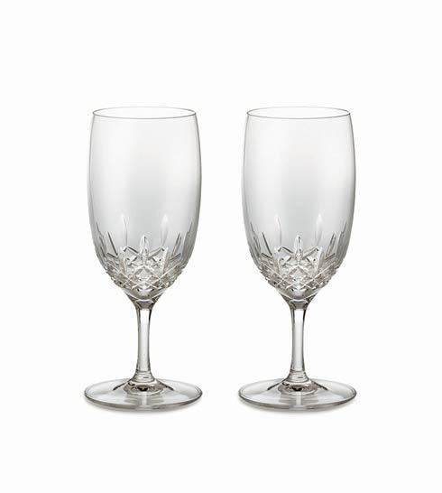 $160.00 Water Glass, Pair