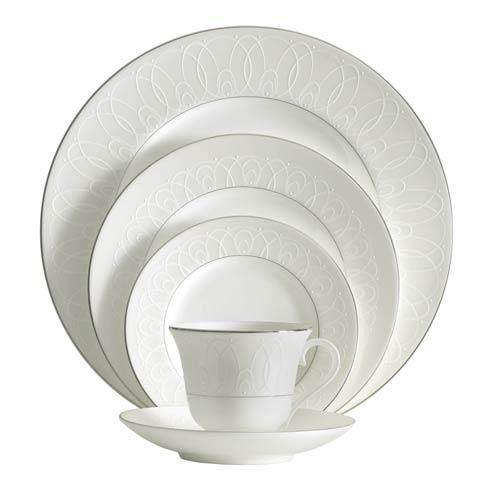$135.00 Pearl 5-Piece Place Setting
