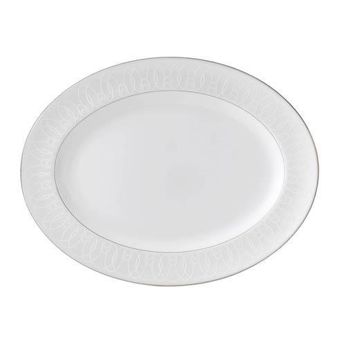 $185.00 Pearl Oval Platter