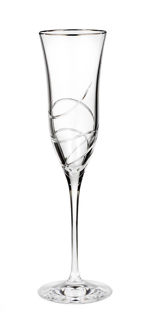 $80.00 Essence Platinum Champagne Flute