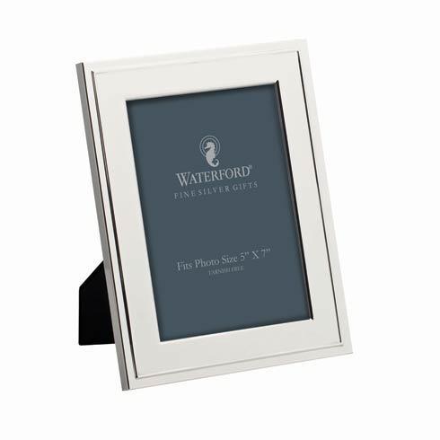 $80.00 5x7 Silver Frame