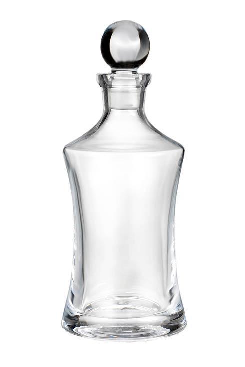 $69.00 Hour Glass Decanter
