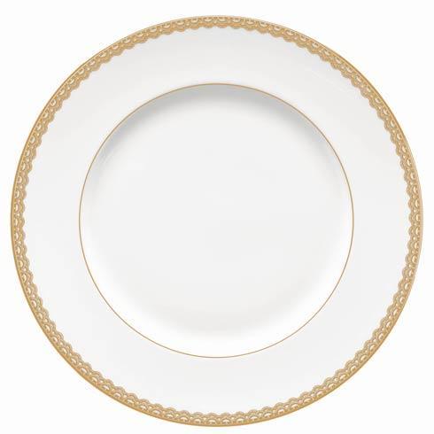 $41.00 Gold Dinner Plate
