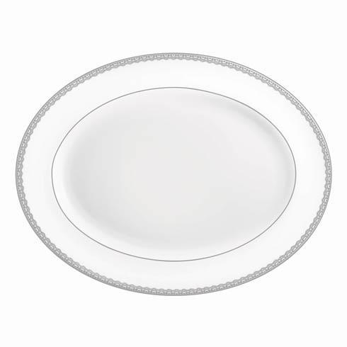$195.00 Formal Dinnerware Platter, 15.5
