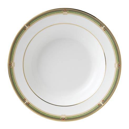 $68.00 Rim Soup Plate Border