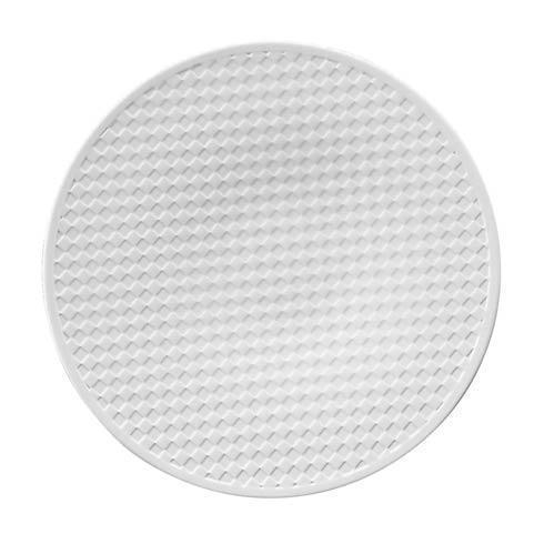 $125.00 Round Platter Checkerboard