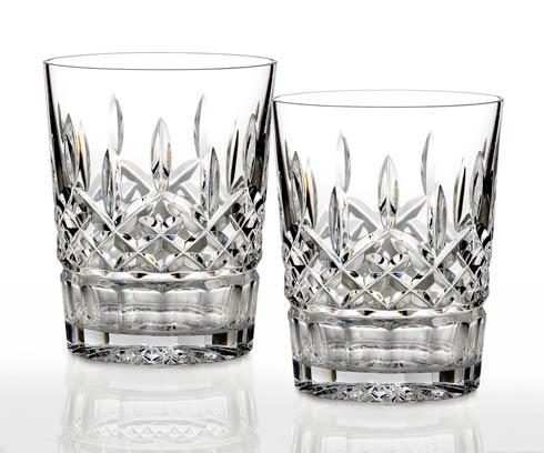 $160.00 12 oz Double Old Fashioned, Set of 2