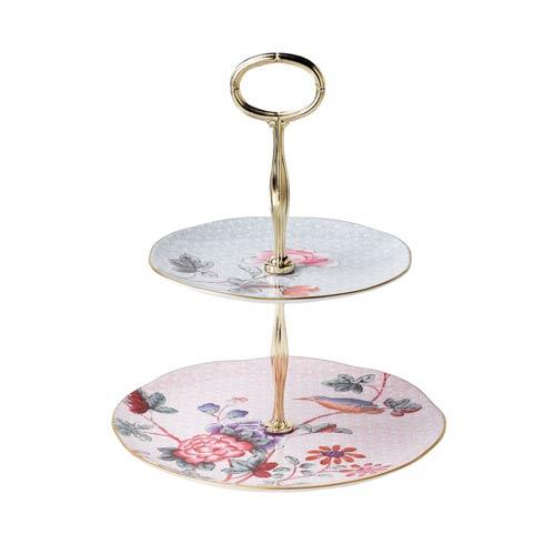 $89.95 Cake Stand Two-Tier