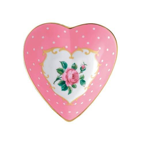 $19.99 Heart Tray Cheeky Pink