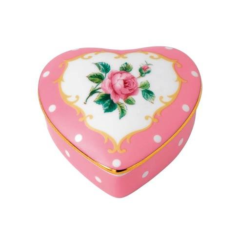 $15.99 Small Heart Box Cheeky Pink