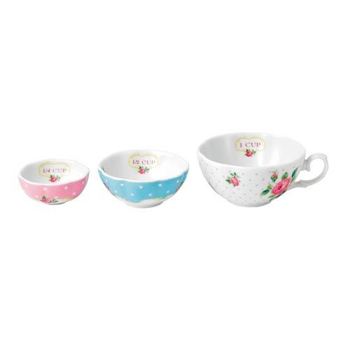 $44.99 Measuring Cups Set/3