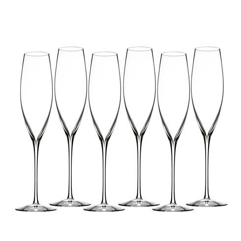 $175.00 Classic Champagne Toasting Flute S/6 (Classic Flutes)