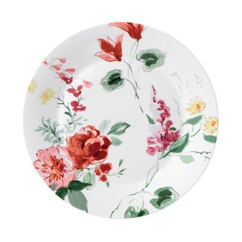 "$35.00 Jasper Conran Floral Dinner Plate 10.6"""