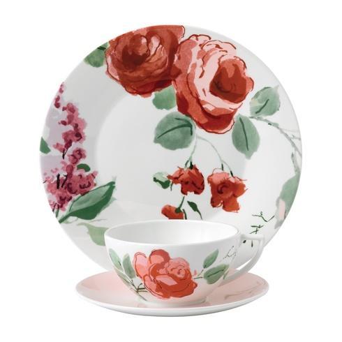 $79.00 Jasper Conran Floral 3-Piece Set Rose