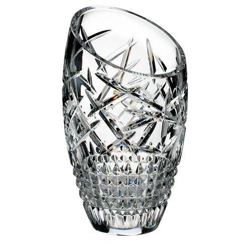 "$600.00 Slant Cleo Vase 14"""