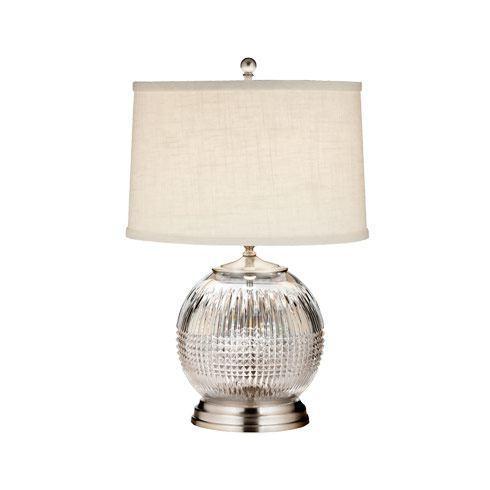 "$625.00 Lismore Diamond Table Lamp 21.5"""