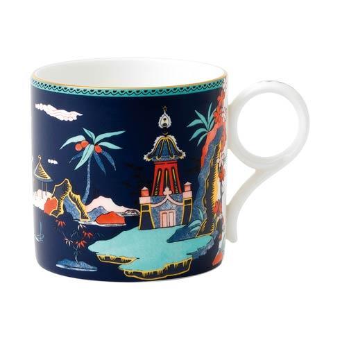 $39.95 Mug Blue Pagoda