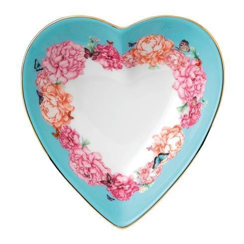 """$24.99 Devotion Heart Tray 5"""""""