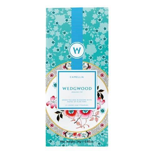 $12.95 Green Tea & Blossom Box/12 Camellia
