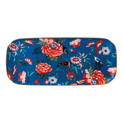 $89.95 Sandwich Tray L/S Blue