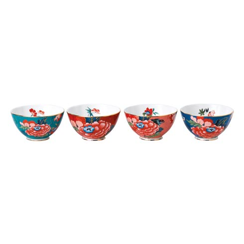 "$139.95 Bowl 4.7"" Set of 4"