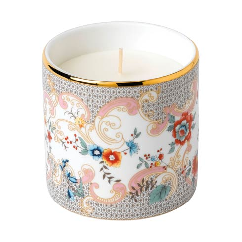 $49.95 Rococo Flowers Candle (White Peony & Orange Blossom)