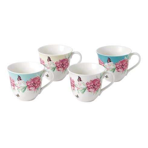 $49.99 Mug Set/4 Mixed Colors