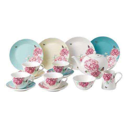 $199.99 15-Piece Tea Set Mixed Colors