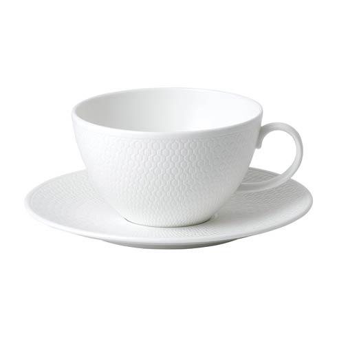 $45.00 Breakfast Cup & Saucer Set