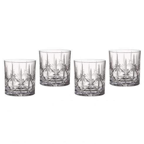 $39.95 Double Old Fashioned, Set of 4