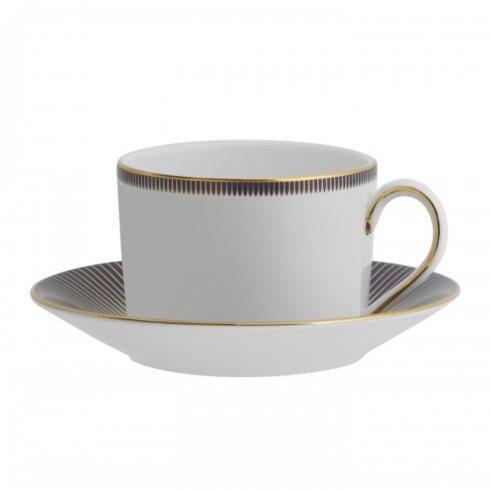 $48.00 Lapis teacup & saucer