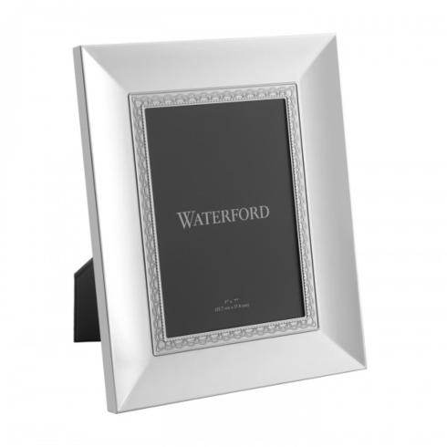 $75.00 Lismore Lace Silver 5x7 Picture Frame